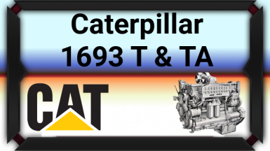 Caterpillar 1693 Engine
