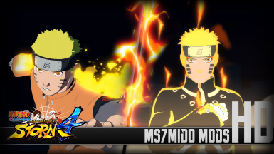 NARUTO THE LAST NORMAL and AWAKENING MOD BY MS7Mido