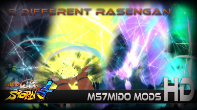 ULTIMATE RASENGAN PACK MS7MIDO