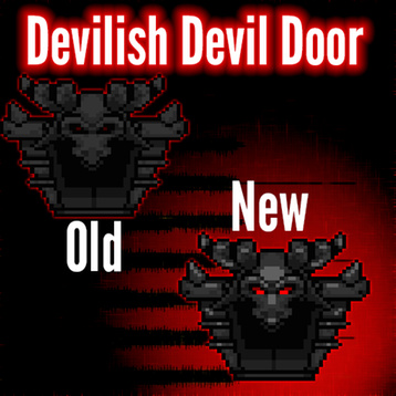 Devilish Devil Doors