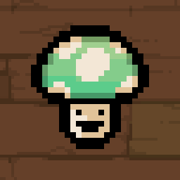 Vineshroom 1up Replacer