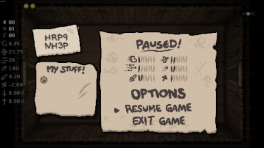 New Binding of Isaac Starting Items