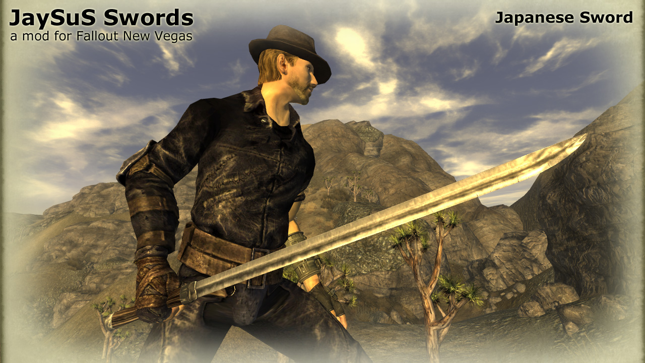 JaySuS Swords at Fallout New Vegas - mods and community Fallout 4 Nexus