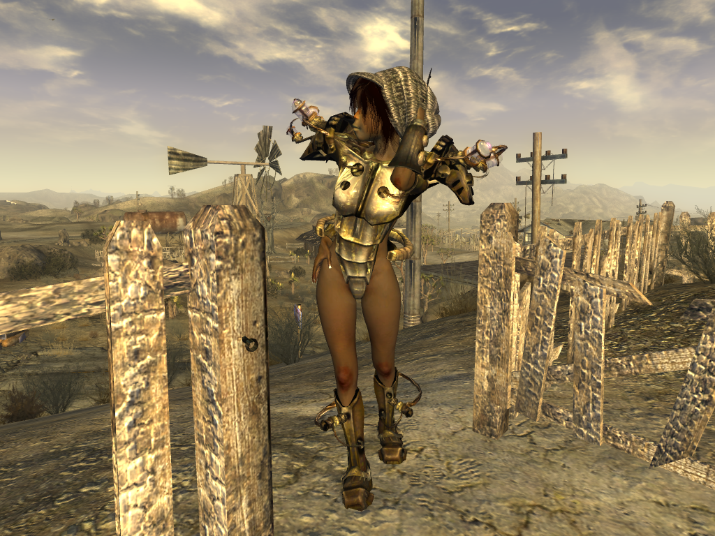 Essential Fallout New Vegas mods