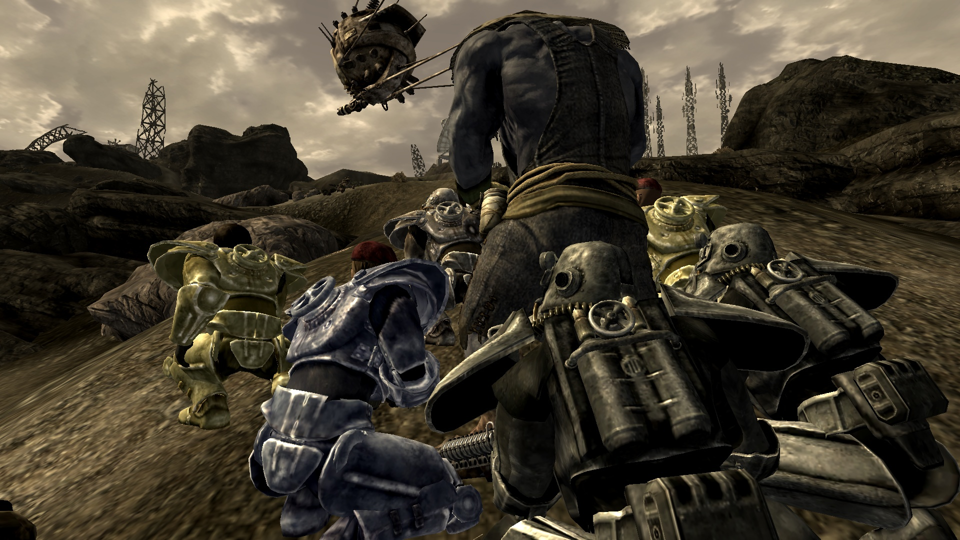 Phalanx for New Vegas at Fallout New Vegas - mods and community