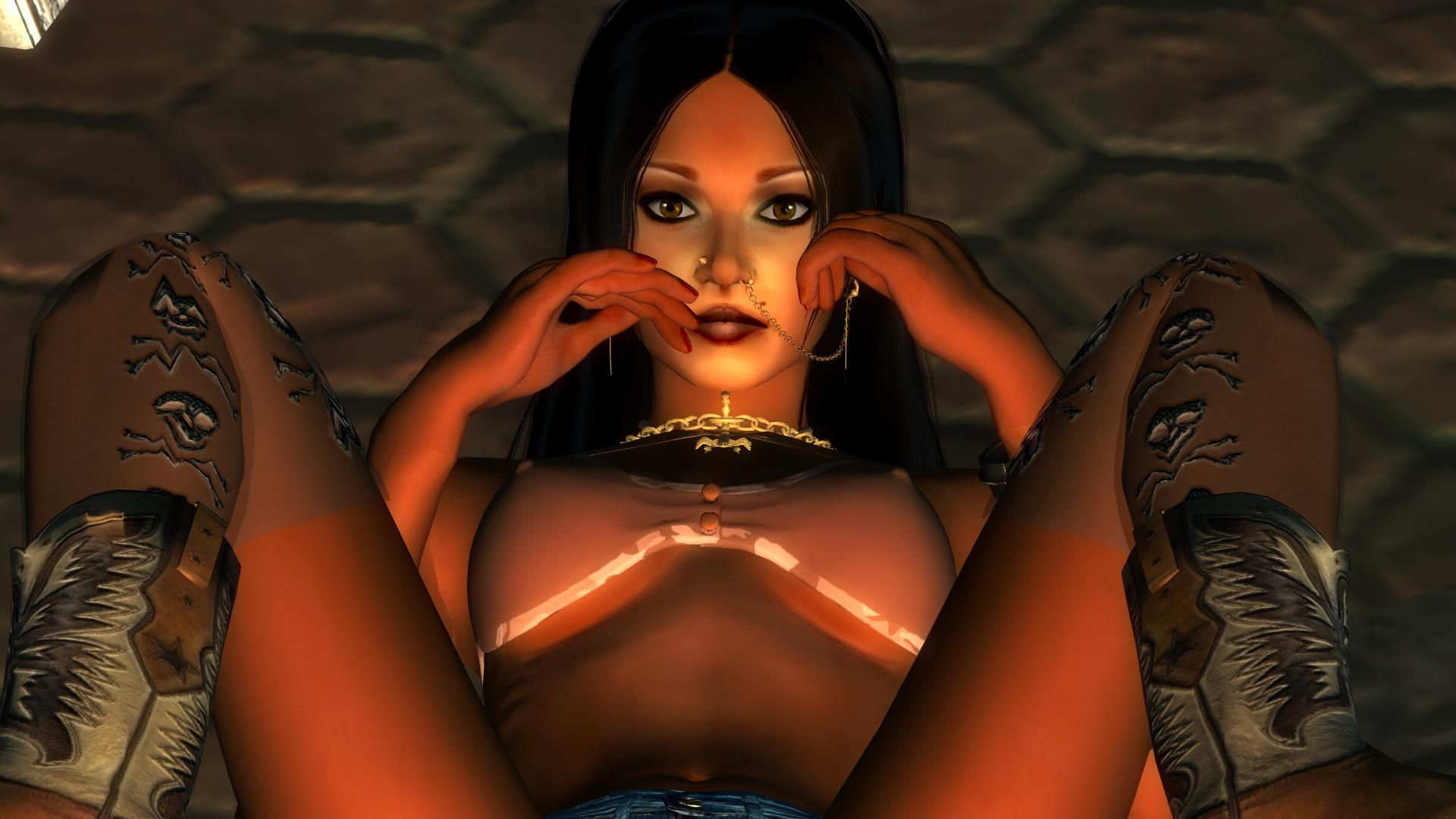 What is the best nude body mod? - Fallout Adult Mods
