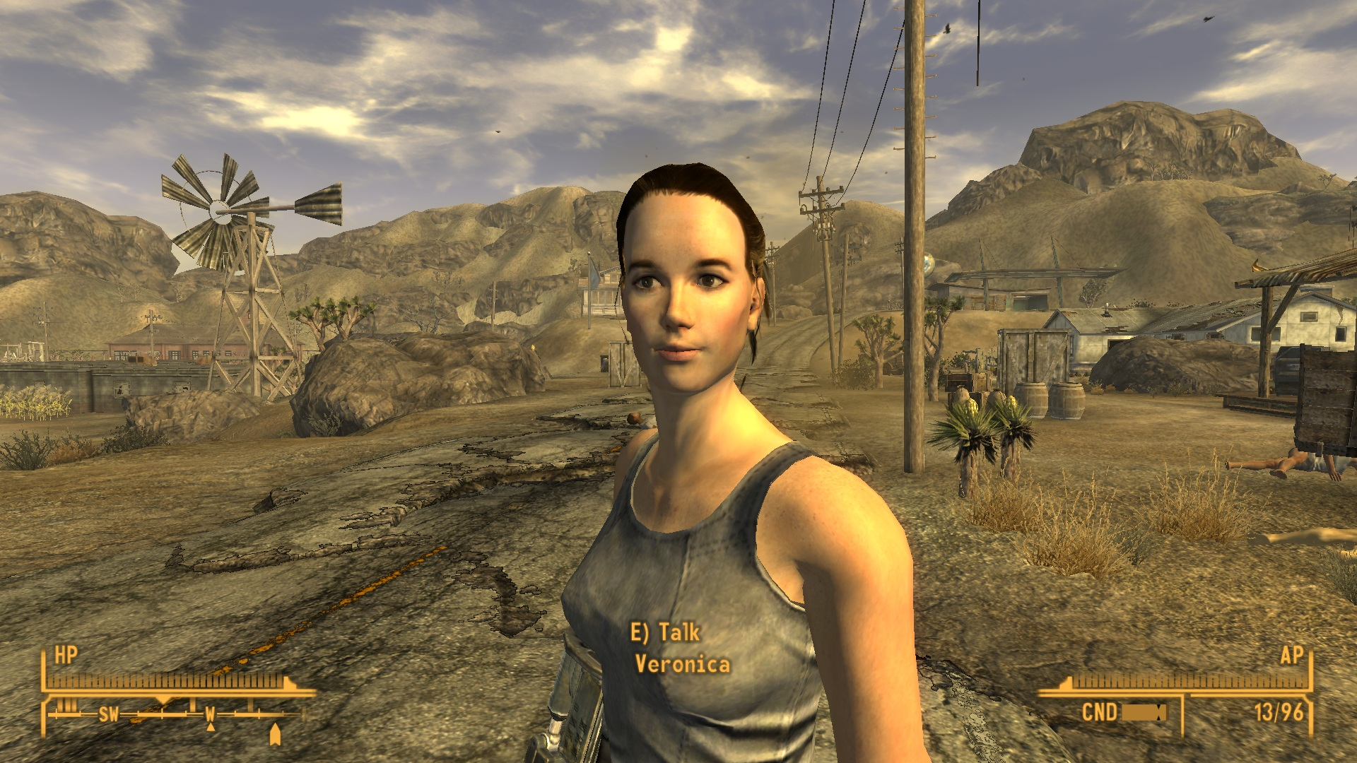 New Vegas Veronica