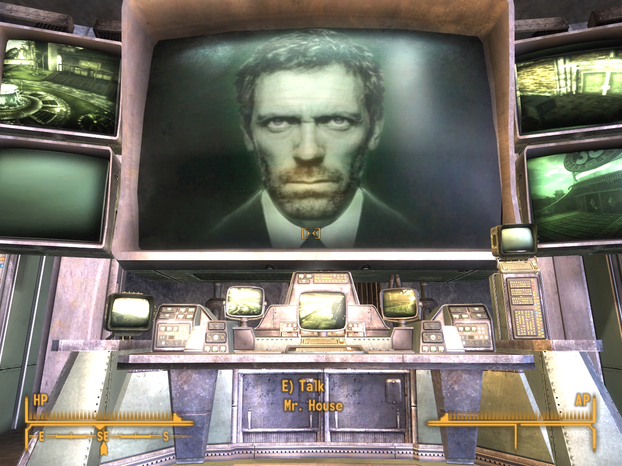 Mr Doctor House At Fallout New Vegasmods And Community
