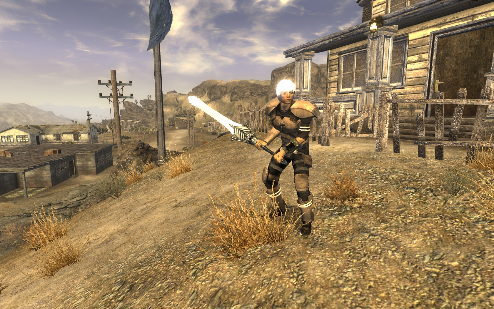 WME - Weapon Mod Expansion at Fallout New Vegas - mods and