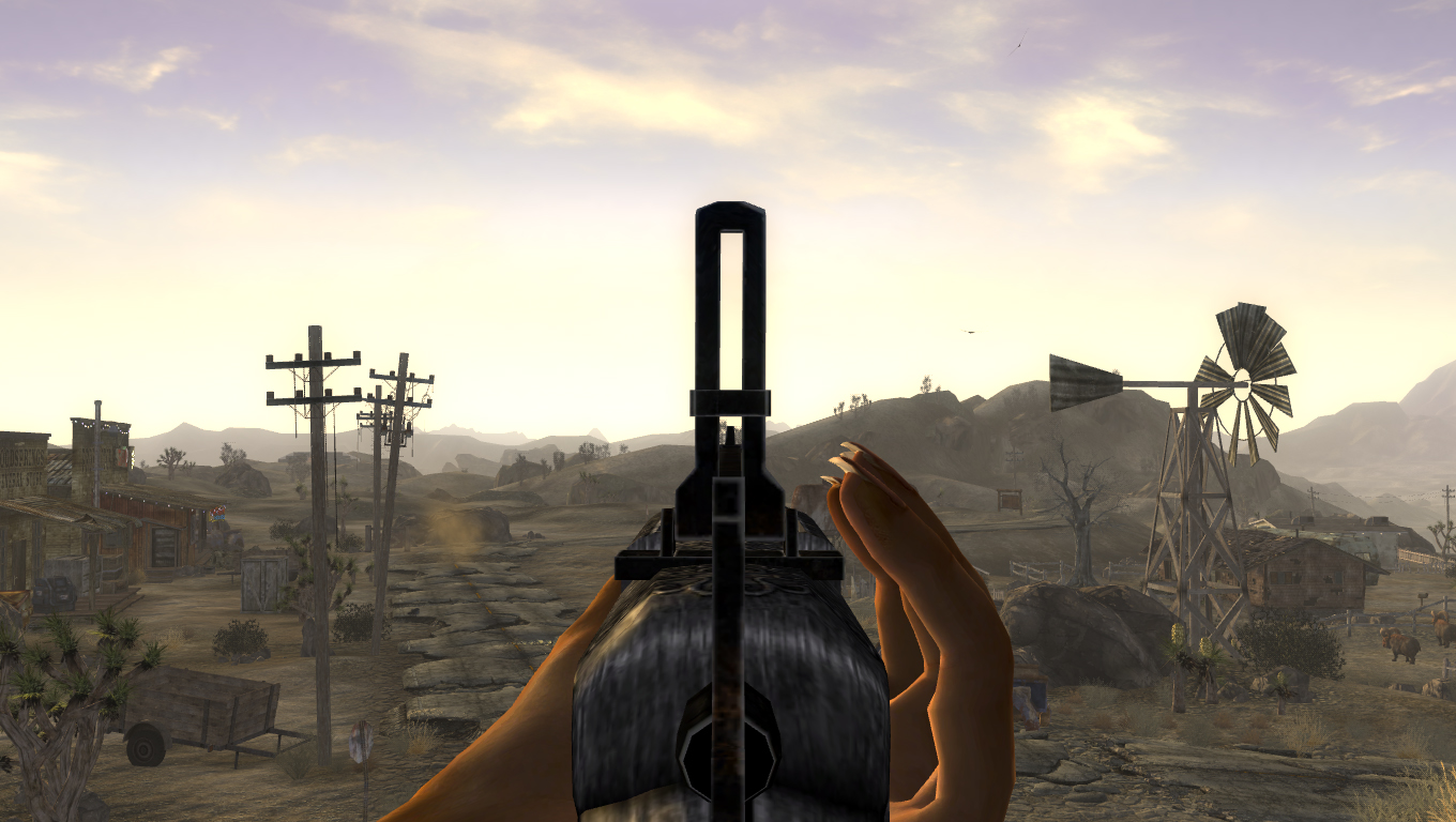 Iron Sights? - Fallout 3 Message Board for Xbox 360