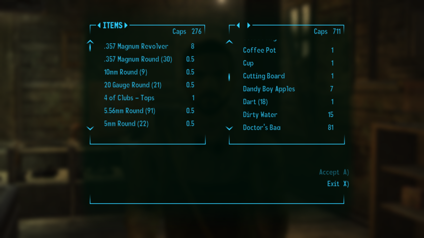 fallout 4 how to tag for search everything