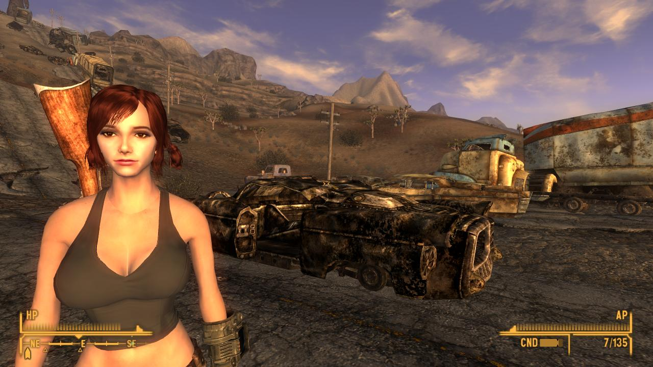 Sympathise with Fallout new vegas sex mod