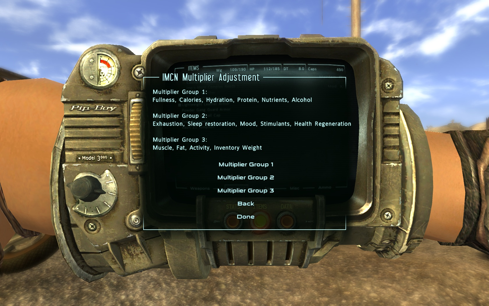 Fallout 3 ps3 mods sexy scenes
