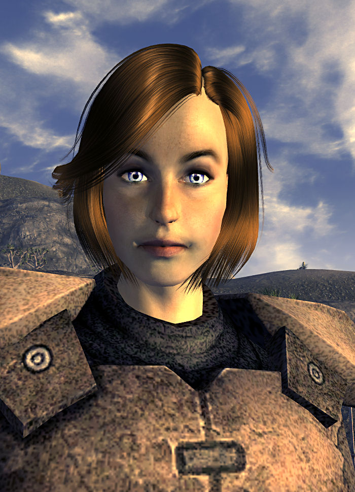 Excellent Bella S Bunker At Fallout New Vegas Mods And Community Hairstyles For Women Draintrainus