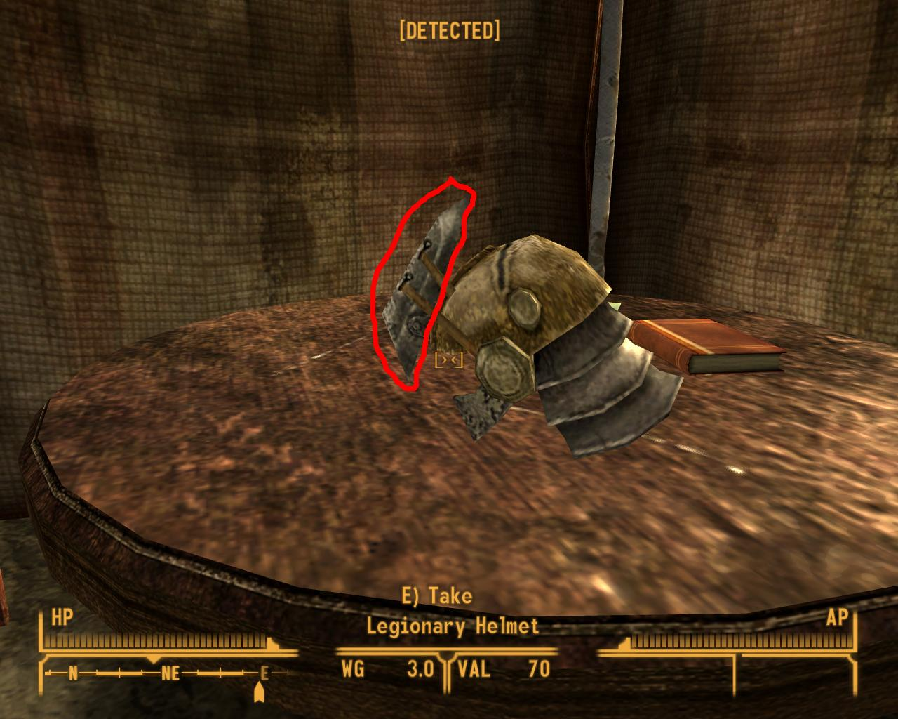 Legion Helmet At Fallout New Vegas Mods And Community