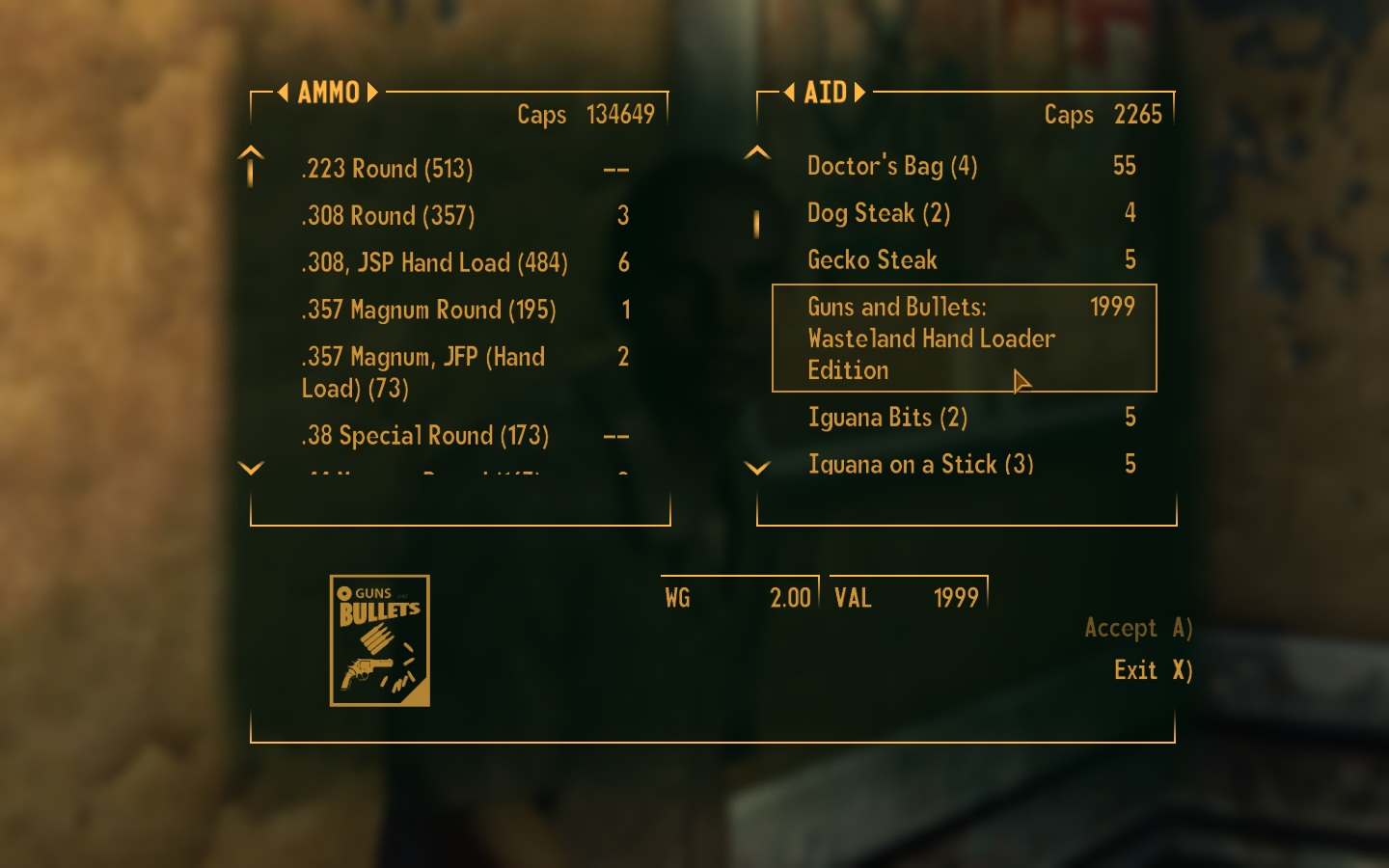 Super Reloading Bench Improved At Fallout New Vegas Mods And Spiritservingveterans Wood Chair Design Ideas Spiritservingveteransorg