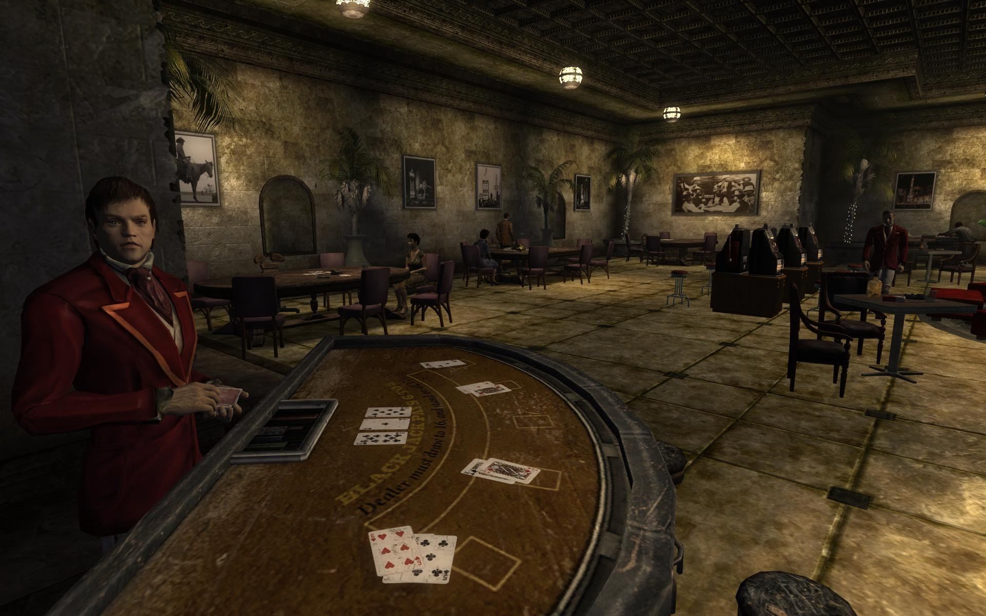 New Vegas Gambling