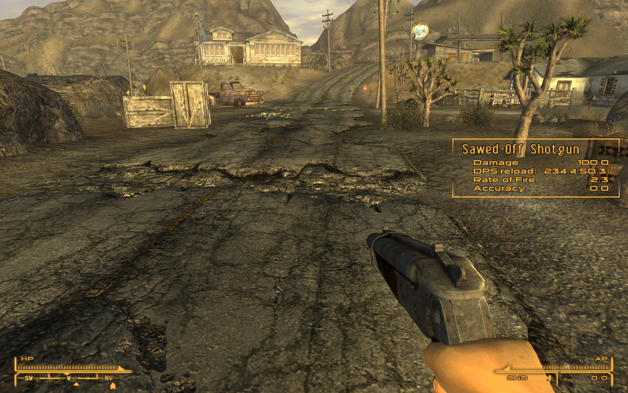 Fallout 3 fps