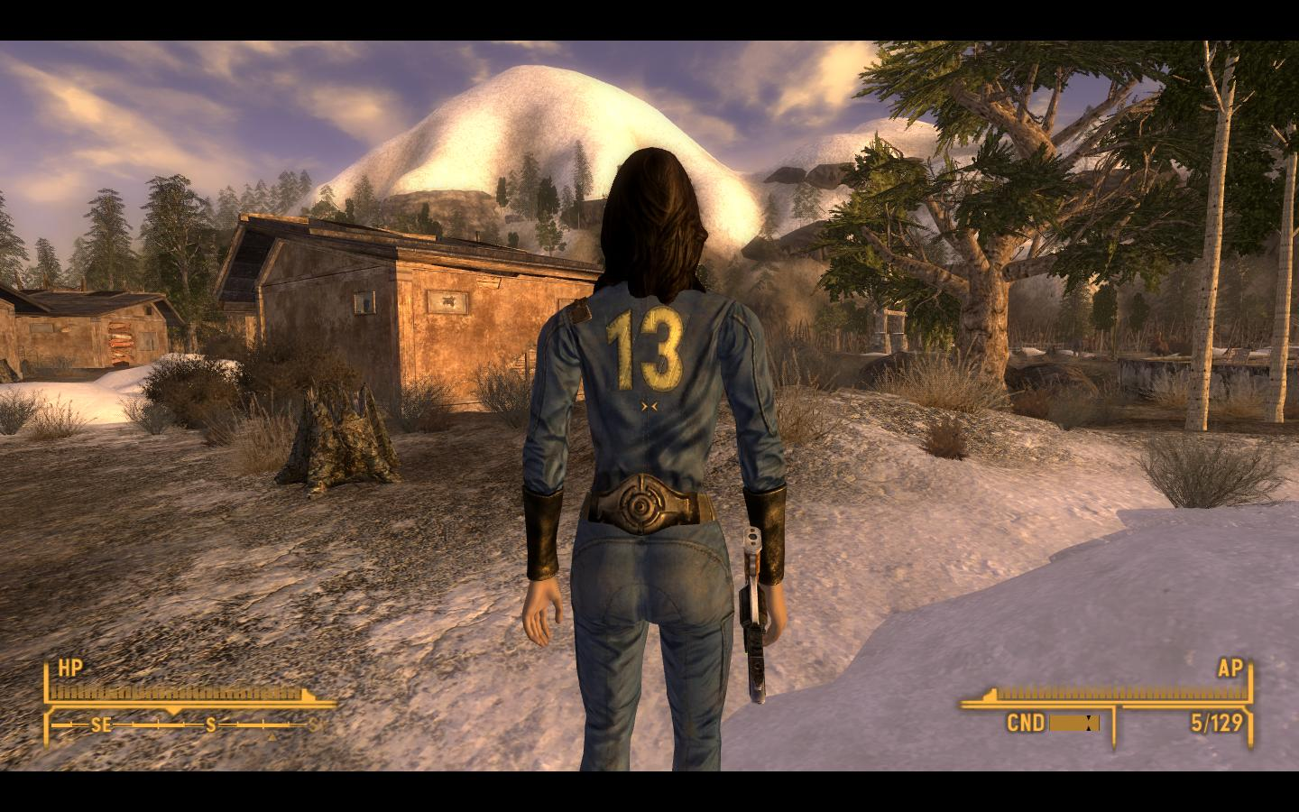 Fallout 3 mods saloon girls hentay comic