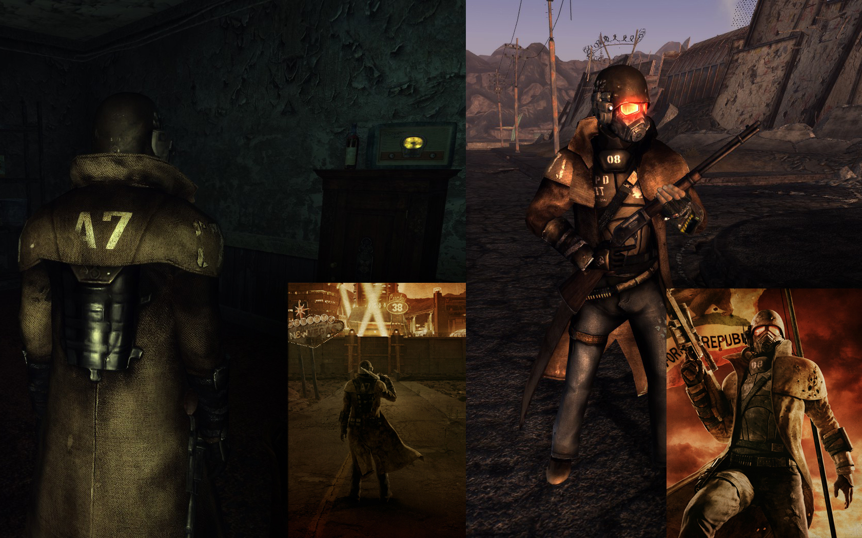cr-hd combat ranger armor retexture v3 at fallout new vegas - mods