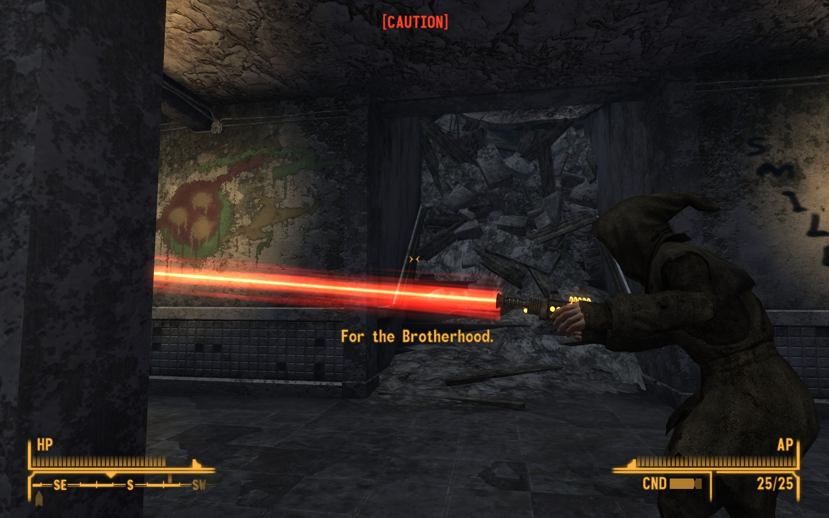 veronica companion weapon recharger pistol at fallout new vegas mods and community. Black Bedroom Furniture Sets. Home Design Ideas