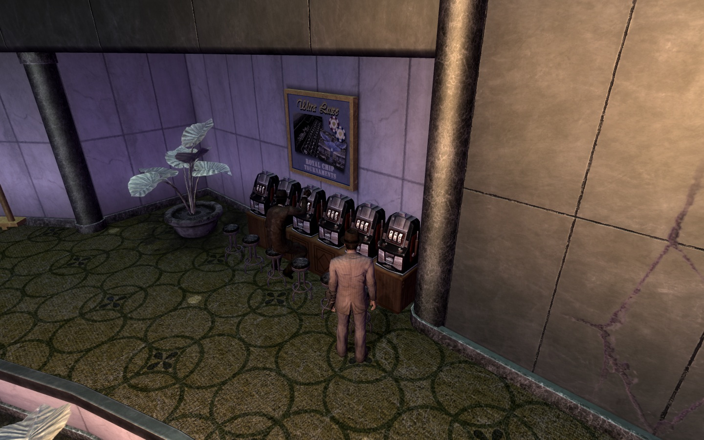 How to cheat the slot machines in fallout new vegas