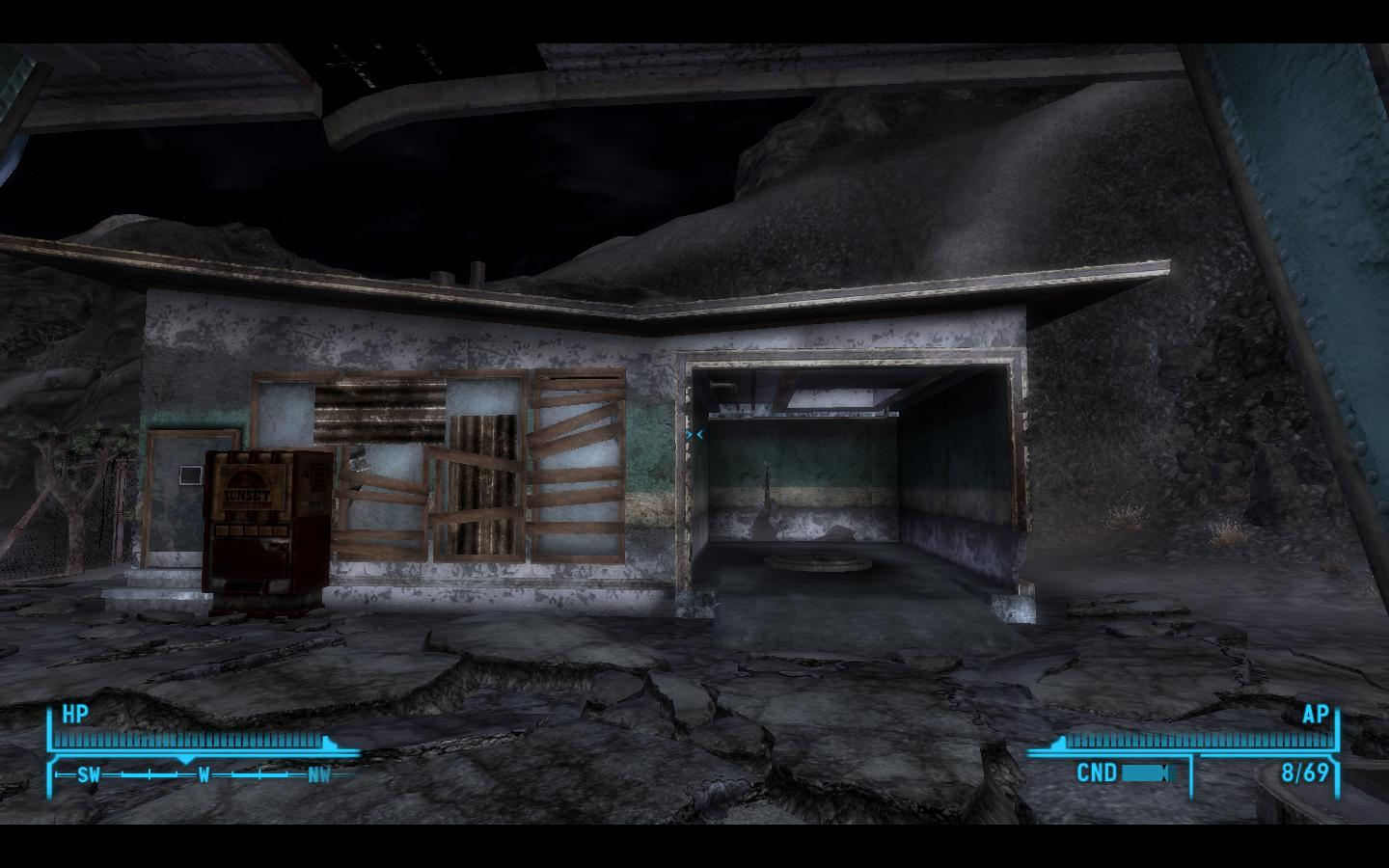Underground Vault Home At Fallout New Vegas Mods And