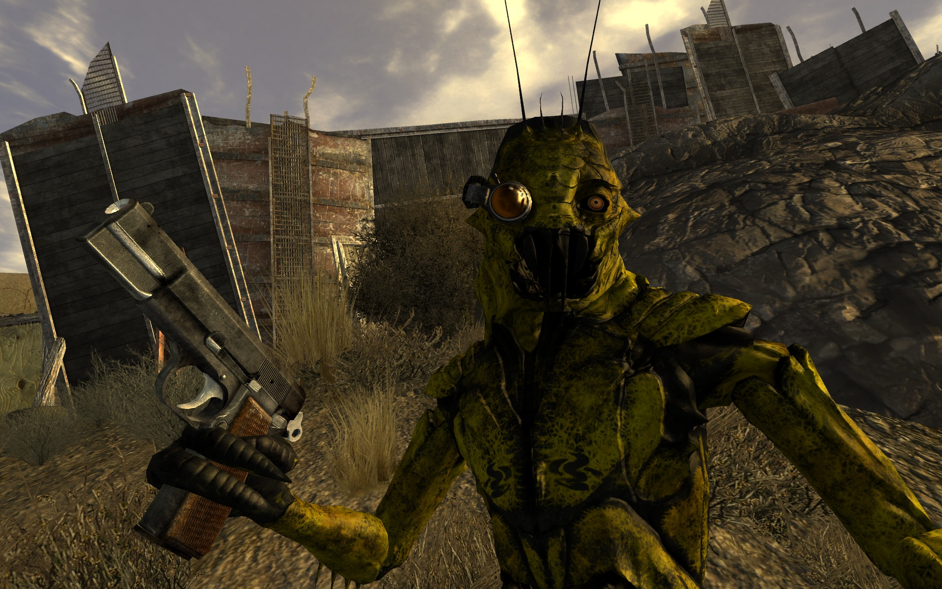 New Vegas District 9 at Fallout New Vegas - mods and community on
