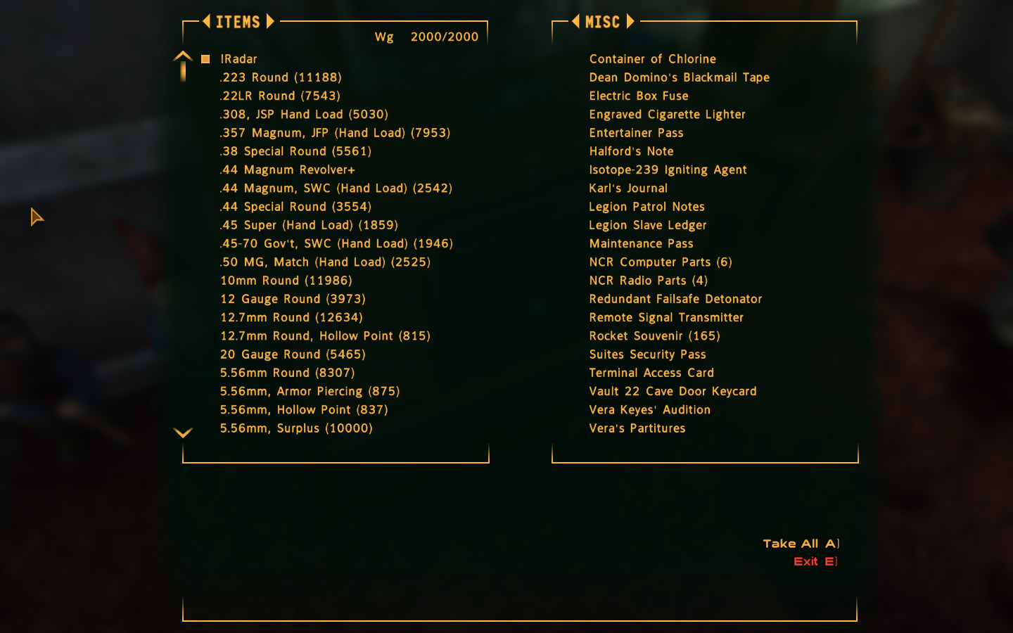 42837 1 1310774118 fix quest items at fallout new vegas mods and community fallout new vegas electric box fuse code at virtualis.co