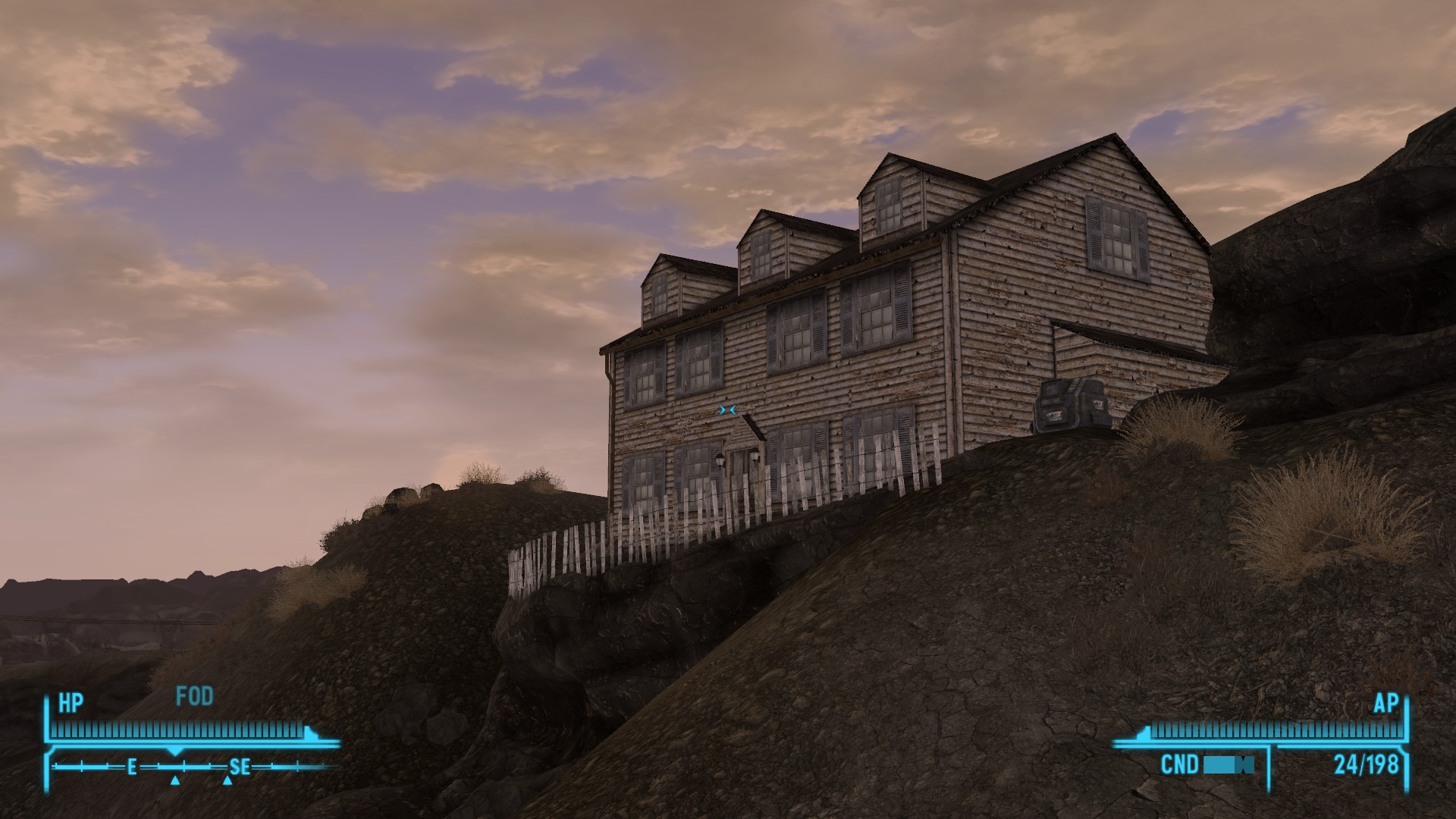 Home Base At Fallout New Vegas Mods And Community