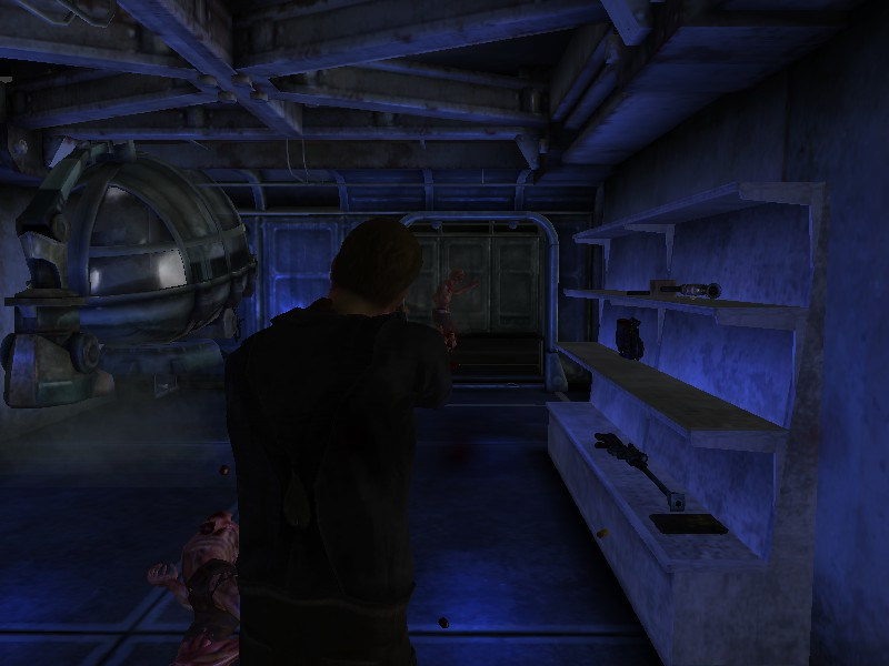 how to get out of vault 22