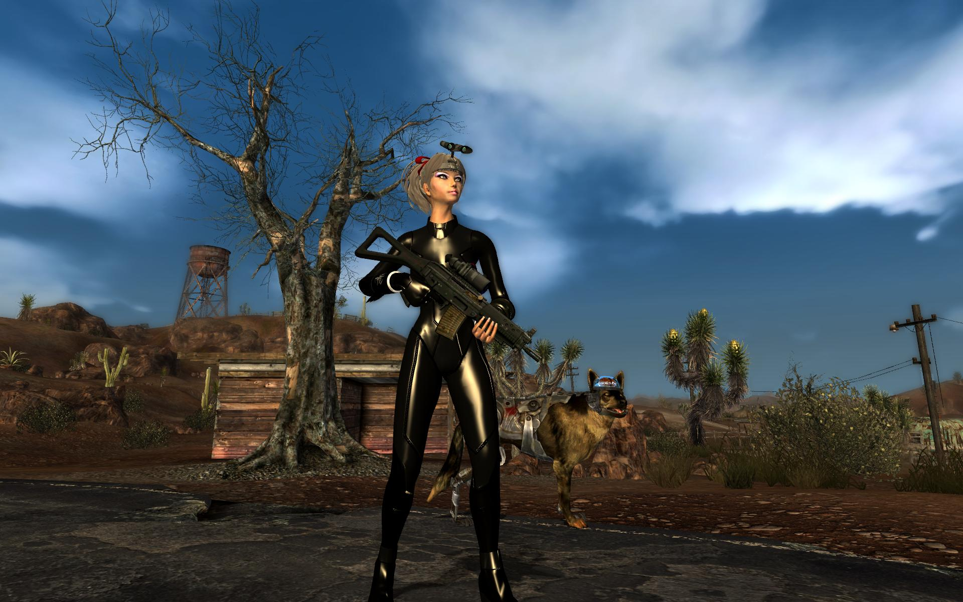 nude girls from fallout