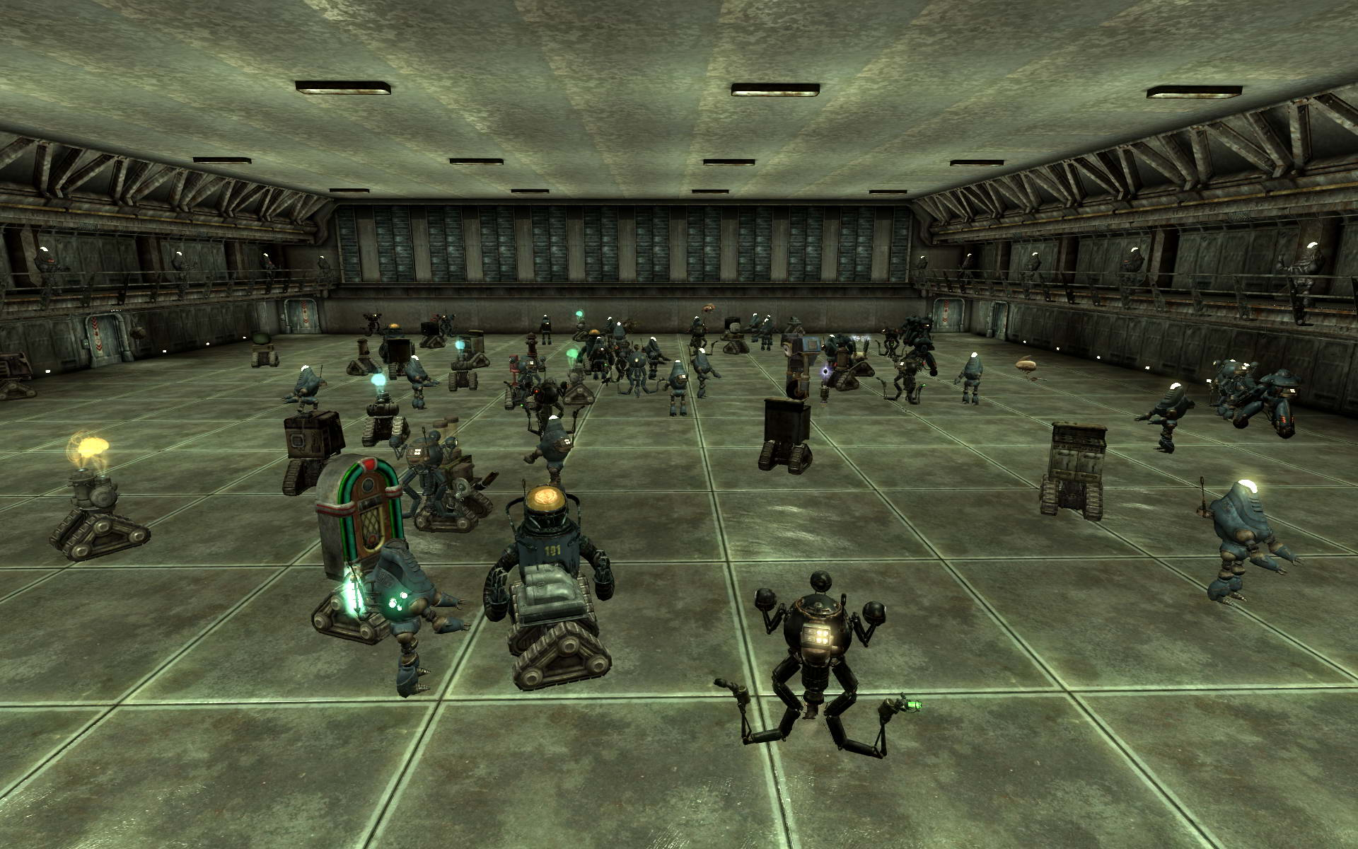 Robots of robco certified at fallout3 nexus mods and community.