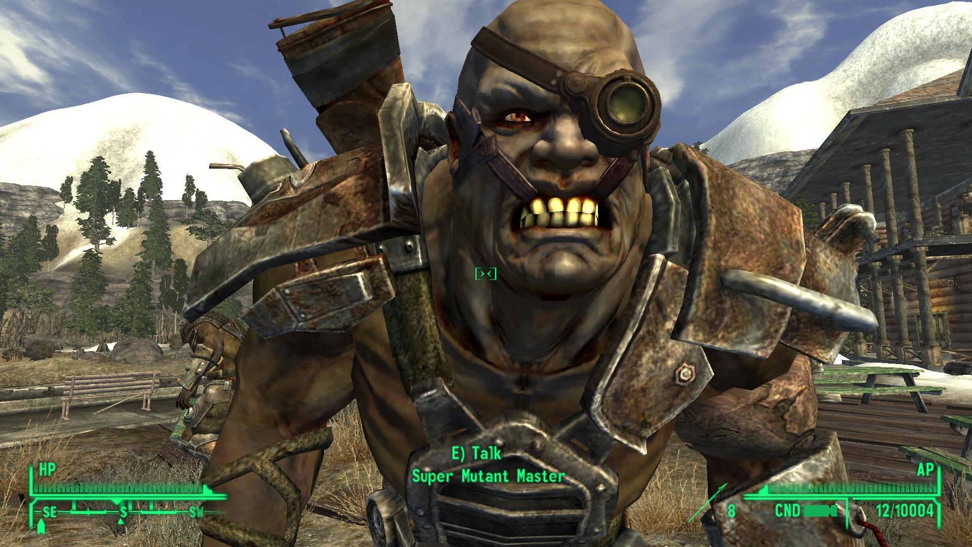 A Requiem For The Capital Wasteland Super Mutant Fix At Fallout New