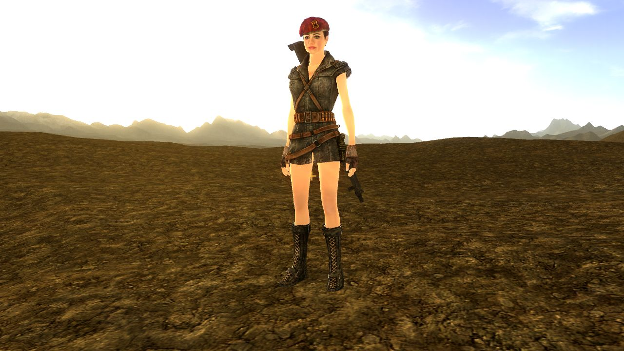 Merc Charmers Type 3 bouncing at Fallout New Vegas - mods and ...