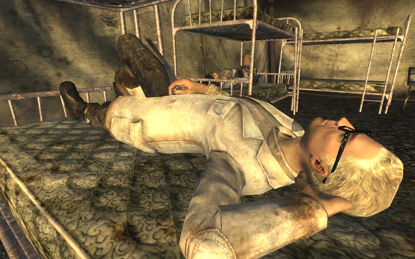 Free fallout new vegas porn nude picture