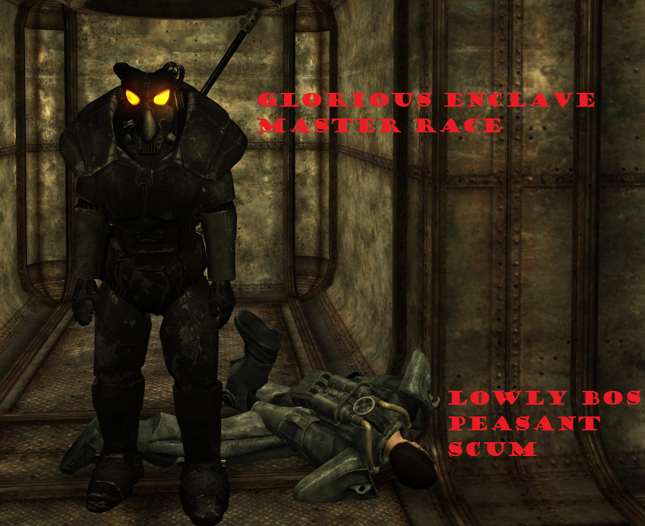 Classic Advanced Power Armor - Remnants Replacer at Fallout New ...