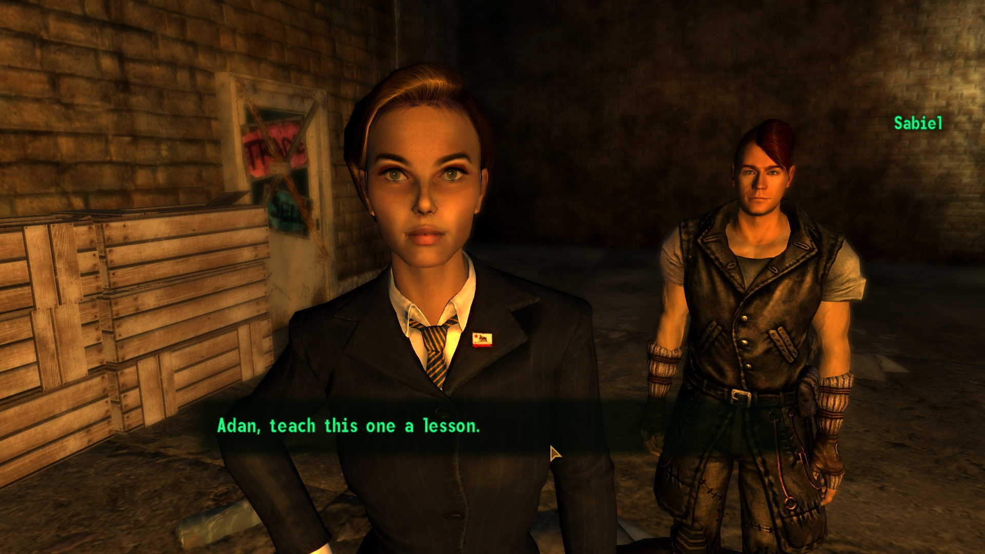 Slave Town Its A Slaves Life Episode Ii At Fallout New Vegas