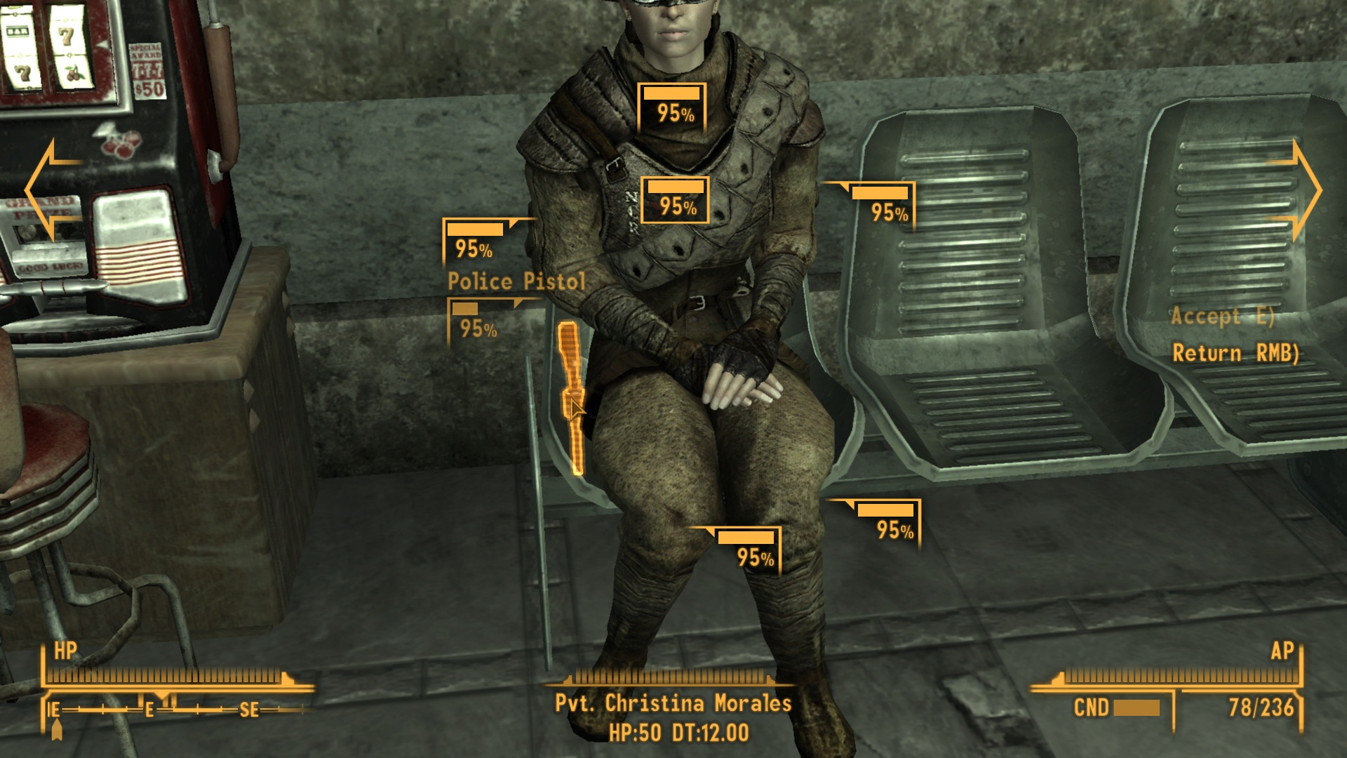 DLC Weapons and Armors in the Mojave at Fallout New Vegas