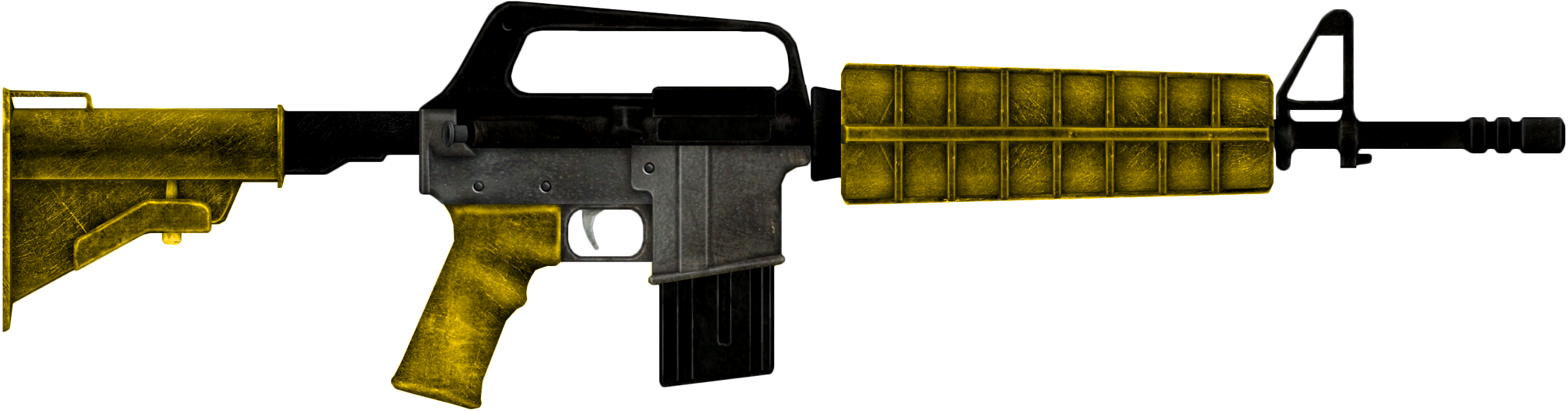 H-H Tools Nail Carbine at Fallout New Vegas - mods and community