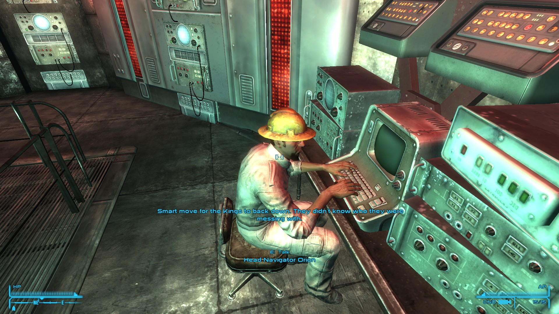 The Rockwell Pursuit at Fallout New Vegas - mods and community