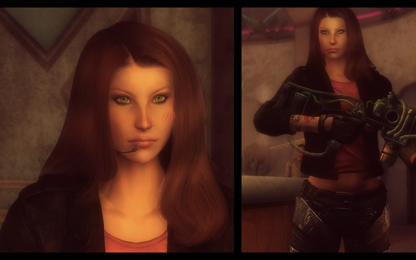 nouks and apachiis hairstyles at fallout new vegas - mods and