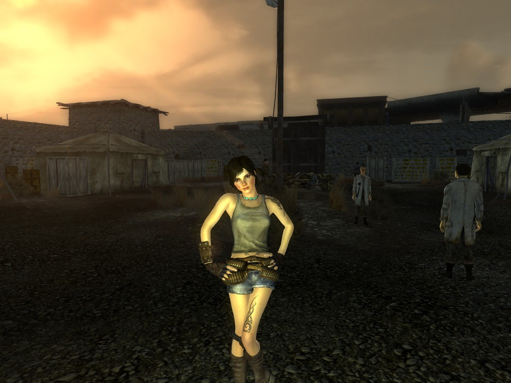 My kind of town fallout new vegas best option