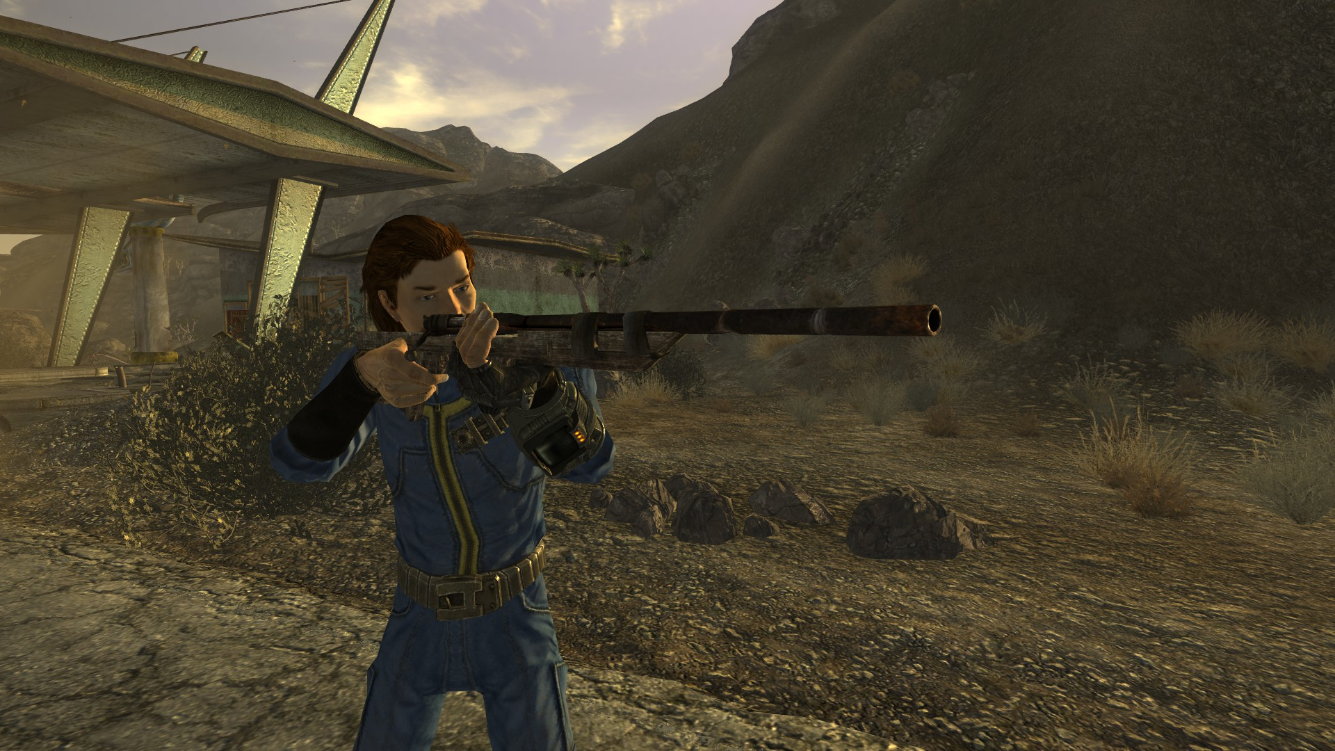 That Gun at Fallout New Vegas - mods and community