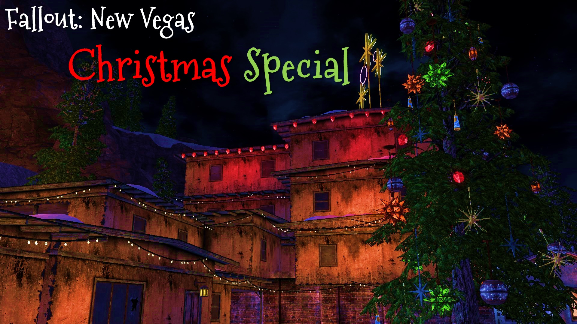 Fallout New Vegas Christmas Special at Fallout New Vegas - mods ...