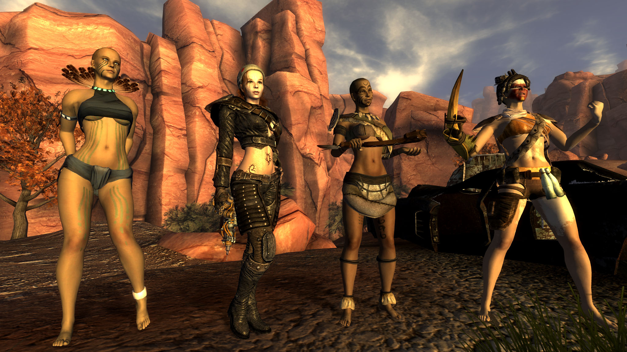 T6M Various Conversions at Fallout New Vegas - mods and community