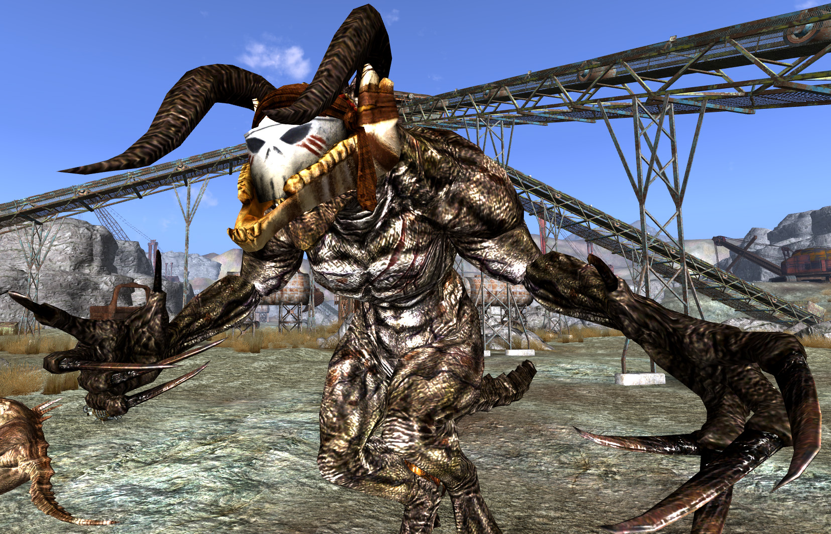 Deathclaw Fallout 1