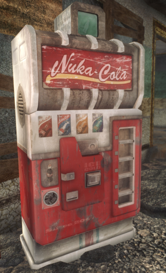 ojo bueno nuka cola machine at fallout new vegas mods and community
