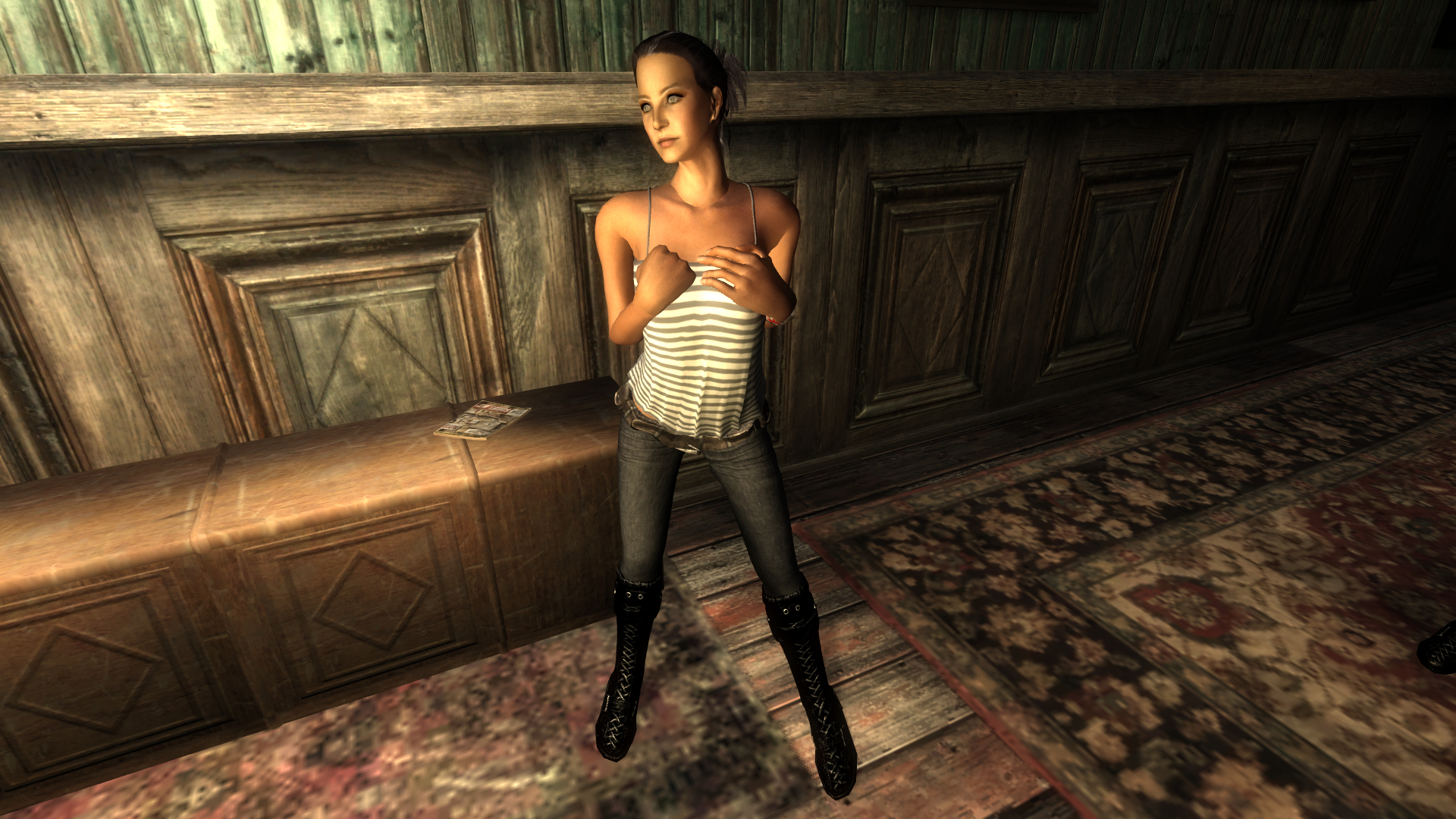 Fallout new vegas porn mod agree, rather