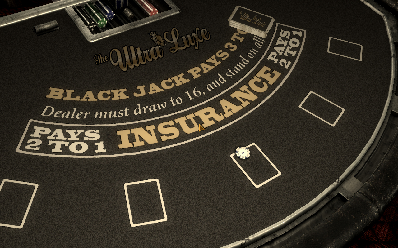 Blackjack table top view - Blackjack Table Top View 25